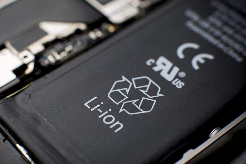 แบตเตอรี่แบบไหนที่ใช้ในสมาร์ทโฟน?