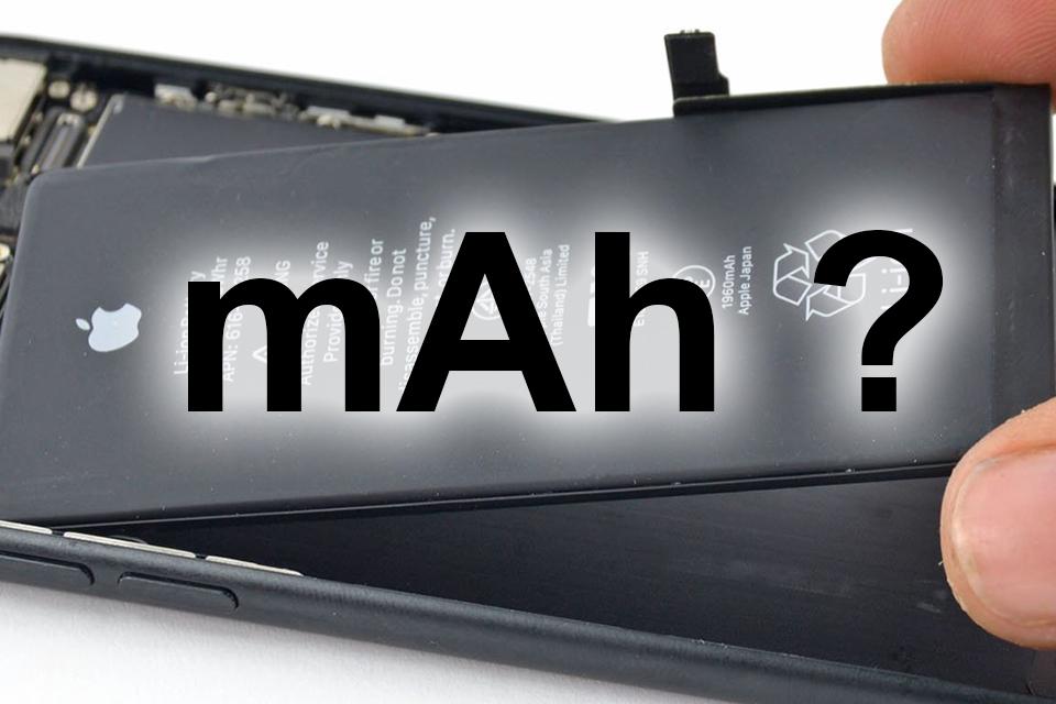 หน่วยวัดความจุไฟบนแบตเตอรี่ (mAh) บอกอะไรเรา?