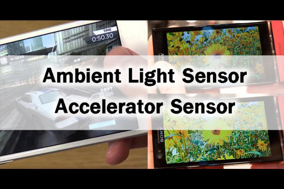 มารู้จักกับเซนเซอร์ (Sensor) ต่างๆ บนสมาร์ทโฟนกัน (ตอนที่ 2)