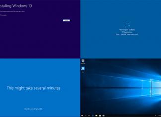 อัพเดต Windows 10 April 2018 Update แบบออฟไลน์ (ไม่ต้องต่อเน็ต)
