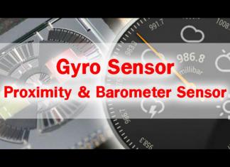 มารู้จักกับเซนเซอร์ (Sensor) ต่างๆ บนสมาร์ทโฟนกัน (ตอนที่ 3)